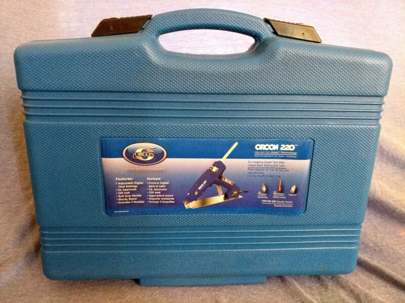 ORCON 220 Watt Industrial Glue Gun