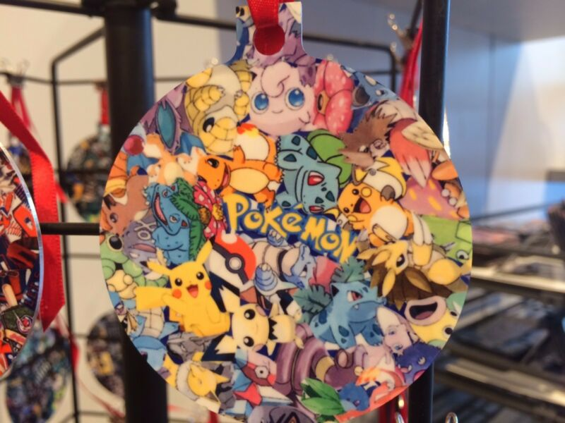 Pokemon Ornament