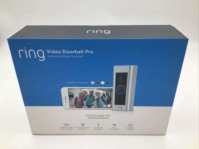 Ring Video Doorbell Pro - NEW (READ)
