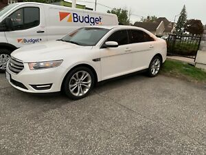 2013 FORD TAURUS AWD