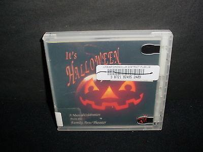It's Halloween Family Arts Theater Music - Halloween Musical Theatre