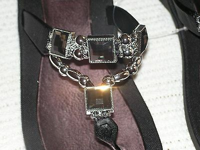GRANDCO SANDAL Beaded THONG SANDAL, Black Thong Free Shipping, Flip flop ](Beaded Sandals)