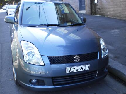 2006 Suzuki Swift Hatchback Sydney Region Preview