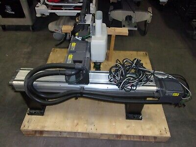 Adept Z Technology Theta Module 451 Linear Part Picker Robot 30451-51000
