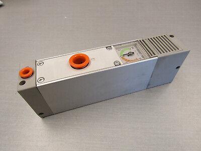 Smc Nzl112-g Pneumatic Multistage Vacuum Ejector Valve