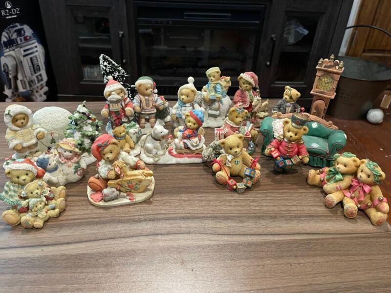 Christmas/Holiday Cherished Teddies