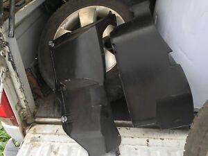 Under shields and inners for 02 vw Jetta $80.00 obo.