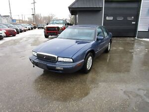 1995 Buick Regal custom fresh safety only 73000 kms