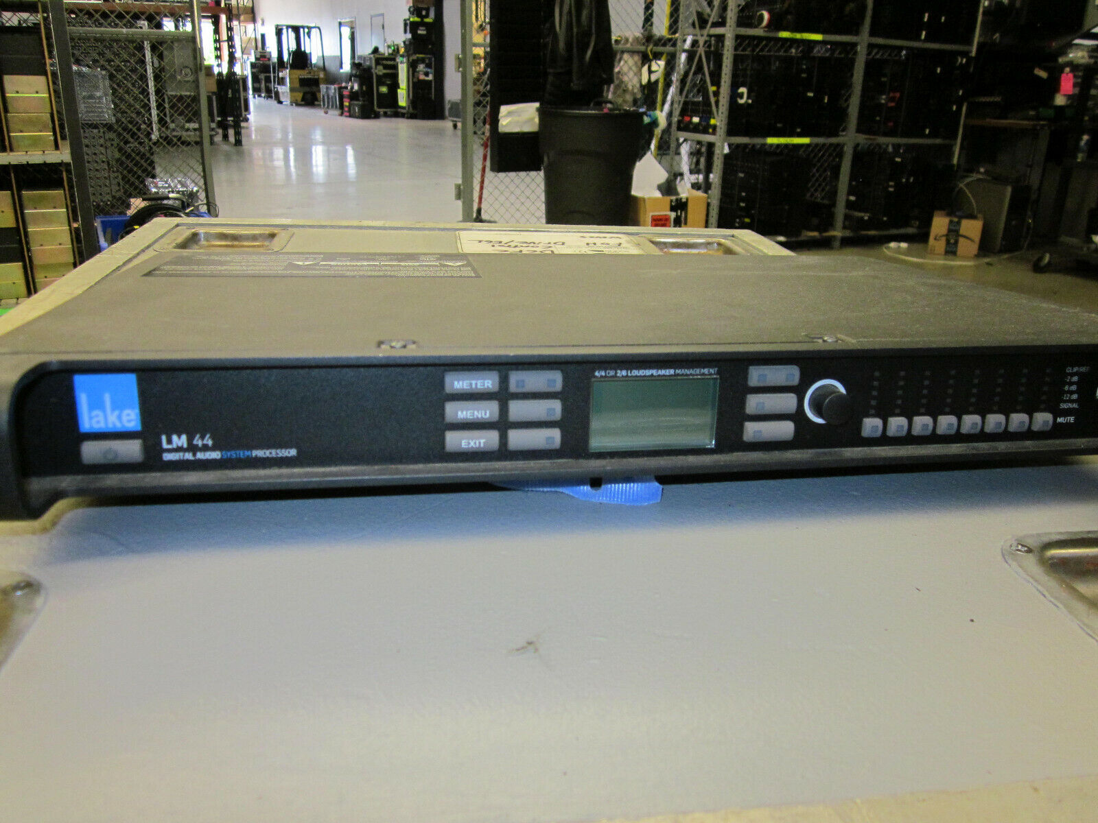Lake LM 44 Digital Processor. Buy it now for 2200.00