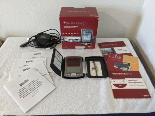 Palm PalmOne TUNGSTEN T5 Handheld PDA Organizer Bluetooth