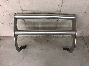 Bull Bar with Side Guards