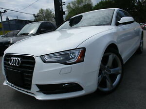 2014 Audi A5 2.0T QTRO KOMFORT|ONE OWNER|34KM|6 SPEED MANUAL