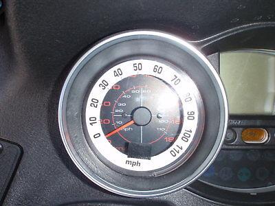 Piaggio MP3 Scooter Speedometer MPH (mile per hour) overlay corrector piagio