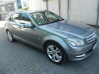 Mercedes-Benz C 350 T CDI 4-Matic Standheizung Command Schiebe