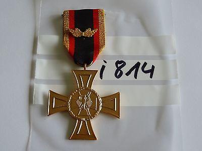 Orden Bundeswehr Ehrenkreuz gold für Tapferkeit mit Eichenlaub