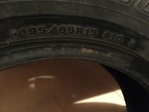 Free Winter Tires - 195/65R15