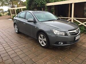 Holden Cruze Mannum Mid Murray Preview