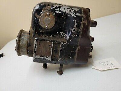Vintage American Bosch Magneto Mja-c Parts Only