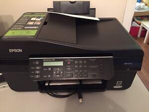 Imprimante epson 4 en 1