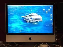 "iMac 24""  3.06GHz, 8GB RAM, 1TB HD, CD/DVD,  Excellent Condition Cremorne North Sydney Area Preview"