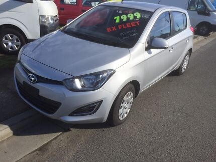 Hyundai i20 hatch 2014 Prospect Launceston Area Preview