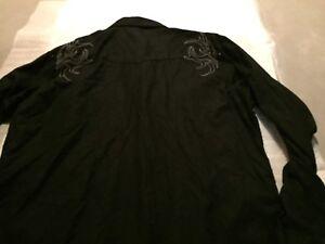 Fancy button up dress shirt