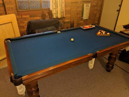 Pool Table Slate X All Accessories Other Sports Fitness - 3 1 2 x 7 pool table