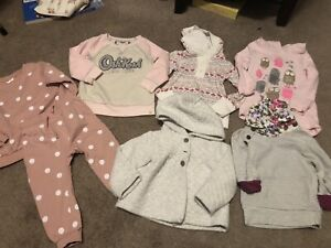 18-24 months baby girl lots. Great brands