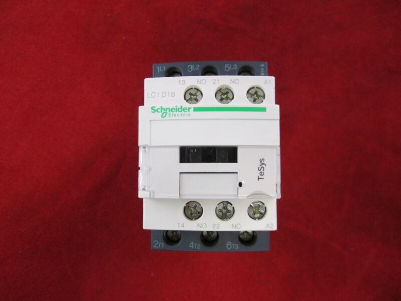 Schneider/Telemecanique LC1D18B7 Magnetic Contactor AC24V