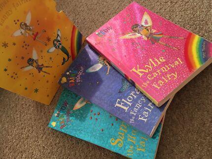 Rainbow magic book set - sunny fairies