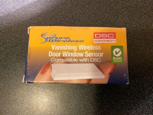 DSC Vanishing Wireless Door Window Sensor Digital Security Controls # EV-DW4975