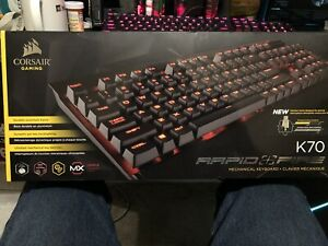 Corsair K70 MK2 Rapidfire Gaming Keyboard