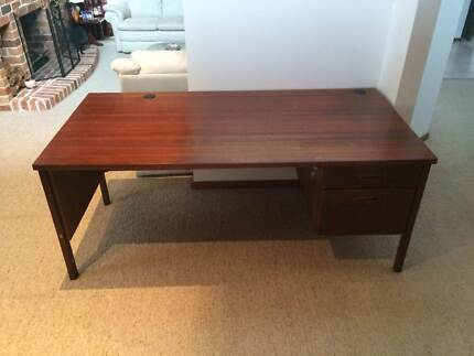 Desk - Large Genuine Timber West Pennant Hills The Hills District Preview