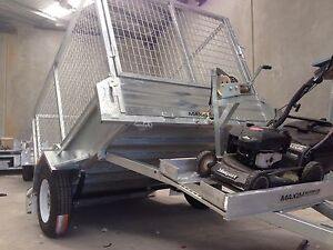 SPRING SALE... 8x5 WINCH TIPPERS.. Kallangur Pine Rivers Area Preview