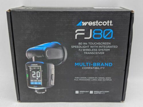 Westcott FJ80 Universal Touchscreen 80Ws Speedlight -NR5769