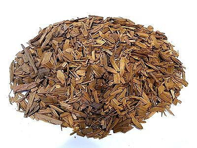 French Oak Chips 8oz for Wine making and Home Brew-Medium Toast