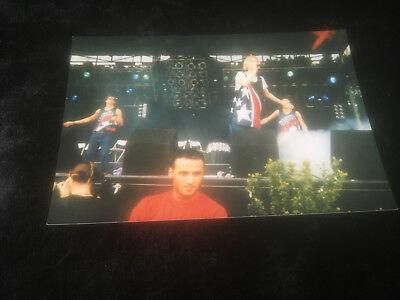 Backstreet Boys - Foto - Konzert - Bühne - Nick und Kevin - Sammelauflösung (11)