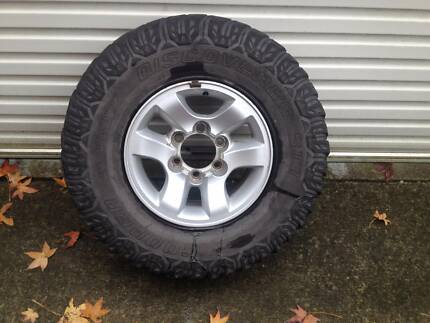 Toyota Hilux Wheels R15 Cooper Tyres Morisset Lake Macquarie Area Preview