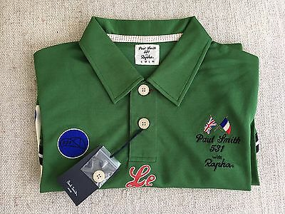 Paul Smith 531 with Rapha Grand Depart Cycling Jersey