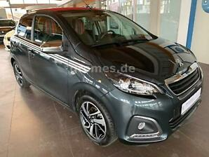PEUGEOT 108 TOP FLAT. Collection*BT*Touchscr.*Keyless