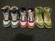 3 Pairs of Women's Kicks - Size 7 Cronulla Sutherland Area Preview