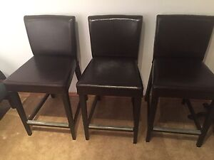 3 Excellent Condition Stools