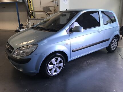 2010 Hyundai Getz ( Immaculate ) Caboolture Caboolture Area Preview