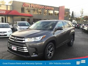 2017 Toyota Highlander LE V6 AWD w/ Back up camera