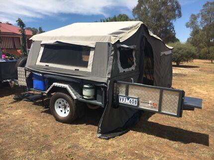 Camper Trailer Rutherglen Indigo Area Preview