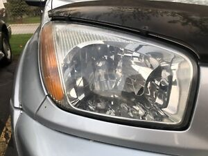 Crystal Clear Headlight Restoration