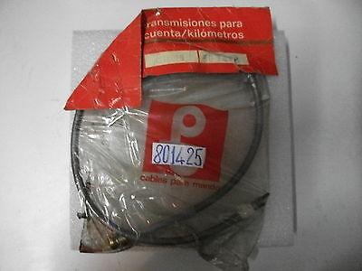 CABLE Y FUNDA CUENTAKILOMETROS CITROEN AKA - 350 - 400 - 800 MM - REF: 801425