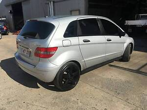 2005 Mercedes-Benz B200 Hatchback Yeerongpilly Brisbane South West Preview
