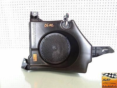 2006 mercedes benz ml350 w164 harman kardon subwoofer for Mercedes benz factory speakers