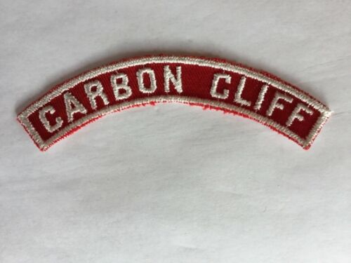 Carbon Cliff RWS Red & White Community Strip